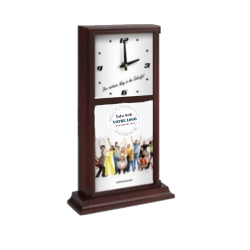 Horloge de table chassie