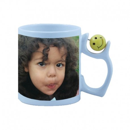 Mug Smiley avec photo pas cher